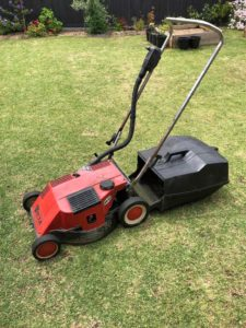 victa vortex mower