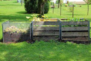 using composting